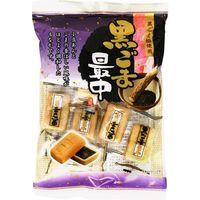 お菓子のシアワセドー 黒ごま最中 150g×10 5546804 1ケース(10入)(直送品)