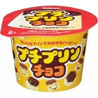 プチプリンチョコ 34g×12 5618129 1ケース(12入) カバヤ食品(直送品)