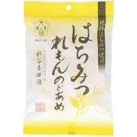 水谷養蜂園 はちみつれもんのどあめ 80g×10 5579701 1ケース(10入)(直送品)