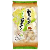 久保田製菓 日本橋菓房 みたらし団子餅とひとくち草餅 18個×12 5644873 1ケース(12入)(直送品)