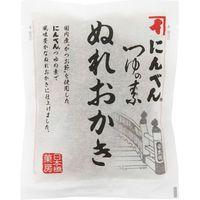 日本橋菓房 麒麟にんべん つゆの素ぬれおかき 100g×10 5644156 1ケース(10入)(直送品)