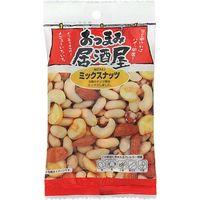 日本橋菓房 おつまみ居酒屋 ミックスナッツ 45g×12 5644353 1ケース(12入)(直送品)