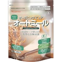 日本食品製造 オーガニック ピュア オートミール 260g×24 5743810 1ケース(24入)(直送品)