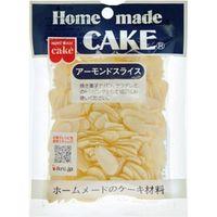 共立食品 HM アーモンドスライス 25g×10 5720520 1ケース(10入)(直送品)