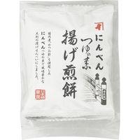 日本橋菓房 麒麟の翼 にんべんつゆの素 揚げ煎餅 3枚×10 5744222 1ケース(10入)(直送品)