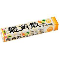 龍角散 龍角散ののどすっきり飴 シークヮーサー味 スティック 10粒×120 5780285 1ケース(120入)(直送品)