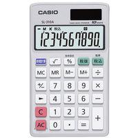 カシオ計算機 電卓 SL-310A-N 1個