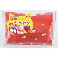【限定】いなば チャオ(CIAO) 猫用 exちゅ~る トートバッグ (14g×40本入) 1袋<ちゅ~る>