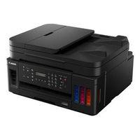 キヤノン Canon プリンター G7030 A4 カラーインクジェット Fax複合機 大容量インク対応 無線・有線対応 2WAY給紙