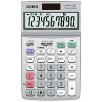 カシオ計算機 グリーン購入法適合電卓 JF-100GT-N(10桁)(取寄品)