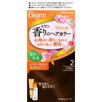 ビゲン 香りのヘアカラー 乳液 2