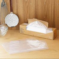 食品保存袋 L 透明 140枚入×1箱