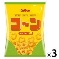 カルビー コ~ン チーズあじ 50g 3袋
