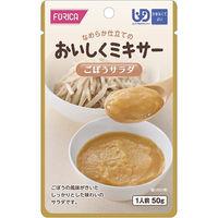 ホリカフーズ おいしくミキサー ごぼうサラダ 567535 1箱(12袋入)(取寄品)
