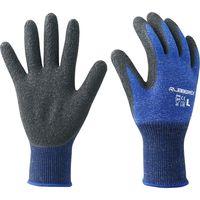 【作業用手袋】ラバーレックスネイビー LL 6双セット AG7873 エースグローブ 1セット(6双入り)(直送品)