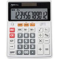 アスカ ビジネス電卓特L C1233(直送品)