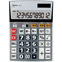 アスカ ビジネス電卓LL C1230(直送品)