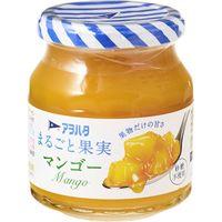 アヲハタ まるごと果実 マンゴー 250g×6 0201035 1ケース(6入)(直送品)