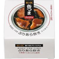 国分グループ本社 K&K 缶つまプレミアム 九州ぶりあら炊き EO缶 携帯缶×6 0317525 1ケース(6入)(直送品)
