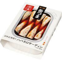 国分グループ本社 K&K 缶つまプレミアム ハバネロサーディン EO缶 105g×6 0317816 1ケース(6入)(直送品)