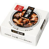国分グループ本社 K&K 缶つま 北海道産 つぶ貝燻製油漬け 35g×6 0317814 1ケース(6入)(直送品)