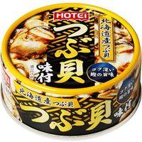 ホテイ つぶ貝 味付 90g×24 0359701 1ケース(24入) ホテイフーズ(直送品)