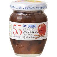 アヲハタ 55 アップル&シナモン(レーズン入り) 150g 12個