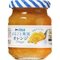 アヲハタ まるごと果実 オレンジ 125g×12 0202336 1ケース(12入)(直送品)