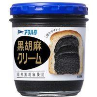アヲハタ 黒胡麻クリーム 140g×12 0202379 1ケース(12入)(直送品)