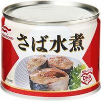 マルハニチロ さば水煮 EO 6号缶×24 0362432 1ケース(24入)(直送品)