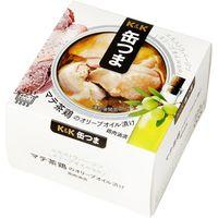 国分グループ本社 KK 缶つまレストラン マテ茶鶏オリーブオイル漬 携帯缶×12 0417199 1ケース(12入)(直送品)