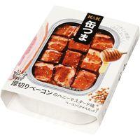 国分グループ本社 K&K 缶つまレストラン 厚切りベーコンのハニーマスタード味 105g×6 0417363 1ケース(6入)(直送品)