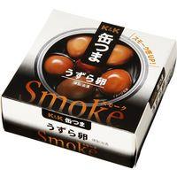 国分グループ本社 K&K 缶つまスモーク うずら卵 25g×6 0417365 1ケース(6入)(直送品)