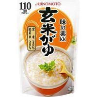 味の素 玄米がゆ 250g×9 1601767 1ケース(9入)(直送品)