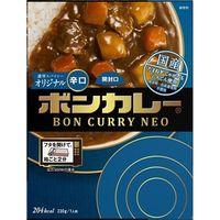 ボンカレーネオ濃厚スパイシーオリジナル 辛口 230g×5 1609815 1ケース(5入) 大塚食品(直送品)