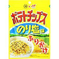 ニチフリ食品 ポテトチップスのり塩味ふりかけ 20g×10 1943611 1ケース(10入)(直送品)