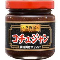 李錦記 コチュジャン 瓶 120g×12 2079100 1ケース(12入) エスビー食品(直送品)