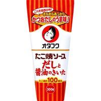 オタフク Nだしと醤油のたこ焼ソースSB 300g×12 2209165 1ケース(12入)(直送品)