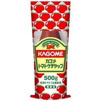 カゴメ トマトケチャップ チューブ入り 500g×10 2211012 1ケース(10入)(直送品)