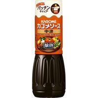 カゴメ 醸熟ソース 中濃 500ml×20 2211659 1ケース(20入)(直送品)