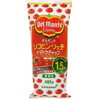 デルモンテ リコピンリッチトマトケチャプ 485g×20 2238593 1ケース(20入)(直送品)