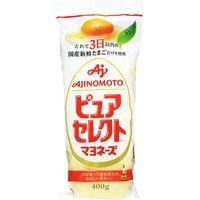 味の素 ピュアセレクトマヨネーズ 400g×30 2301498 1ケース(30入)(直送品)