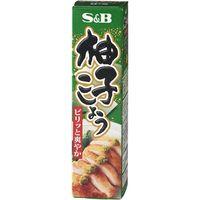 S&B エスビー 柚子こしょう 40g×10 2608269 1ケース(10入) エスビー食品(直送品)