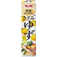S&B きざみゆず 40g×10 2608295 1ケース(10入) エスビー食品(直送品)