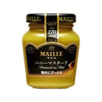 S&B エスビー MAILLE ハニーマスタード 120g×6 2615136 1ケース(6入) エスビー食品(直送品)