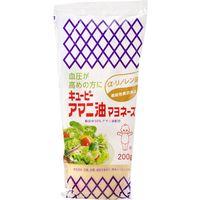 キユーピー QP アマニ油マヨネーズ 200g×15 2314845 1ケース(15入)(直送品)