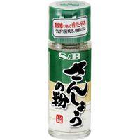 S&B エスビー 山椒の粉 12g×10 2607049 1ケース(10入) エスビー食品(直送品)