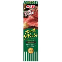 S&B エスビー ホースラディッシュ 40g×10 2607669 1ケース(10入) エスビー食品(直送品)