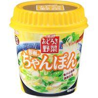 アサヒグループ食品 おどろき野菜 ちゃんぽん カップ 25.5g×48 2801168 1ケース(48入)(直送品)