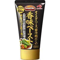 味の素 CookDo 香味ペースト 醤油 120g×15 2901166 1ケース(15入)(直送品)